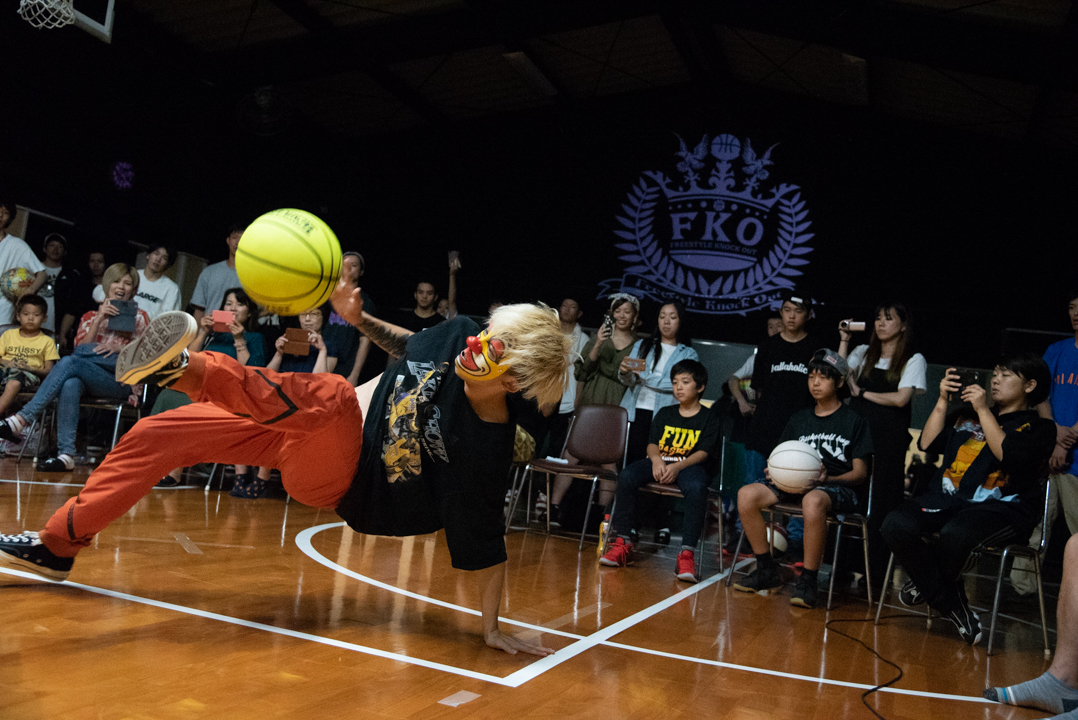 Freestyle Knock Out開催