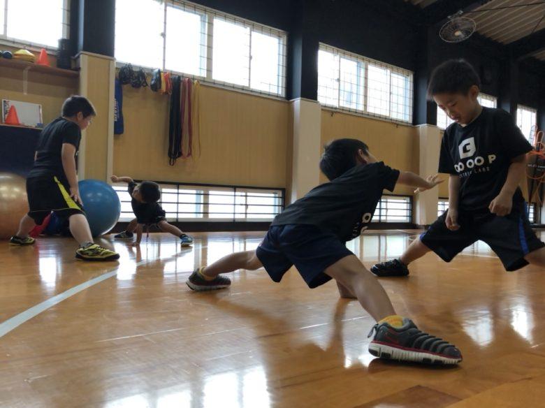 スポーツスクール|7-8月のテーマ