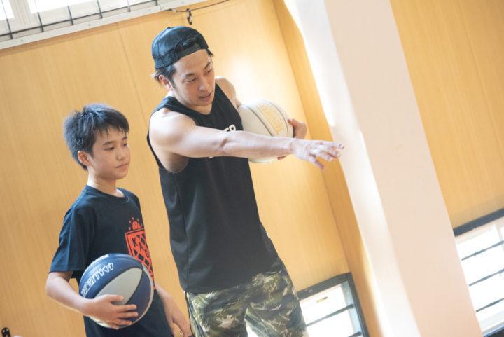 【KAGOバスケットボールスクール】個人レッスン